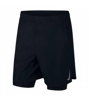 Nike M NK CHLLGR Short 7IN 2IN1 šortky čierne