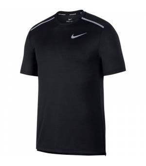 Nike M NK Dry Miler Top SS tričko čierne