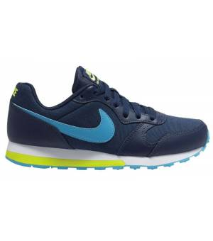 Nike MD Runner 2 Boys Dark Blue