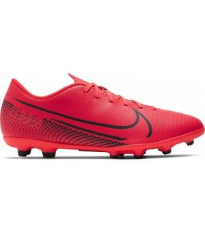 Nike Vapor 13 Club Jr Kopačky Červené
