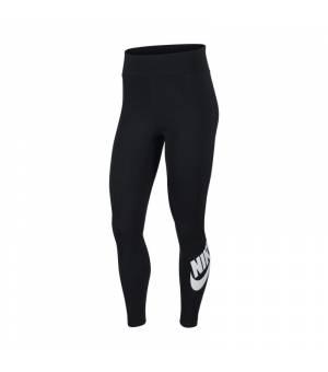 Nike W NSW Legasee Leggings HW Black Futura legíny