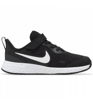 Nike Revolution 5 (PSV) Black/White