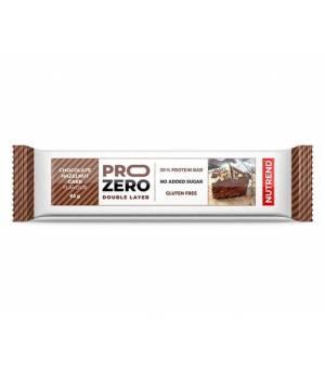 Nutrend Prozero Čokoládovo-orieškový koláč 65 g