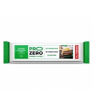 Nutrend Prozero Mandľovo-pistáciový koláč 65 g