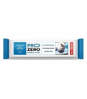 Nutrend Prozero Mliečno-čokoládový Cupcake 65 g