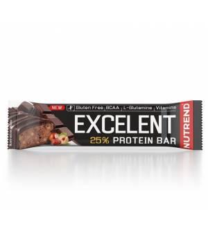 Nutrend Excelent Protein Bar Čokoláda s Orieškami tyčinka 85 g