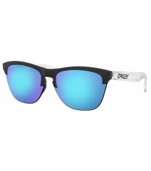 Oakley Frogskins Lite matte black/prizm sapphire okuliare