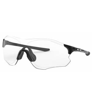 Oakley EVZero Path polished black/clear to black iridium photochromic okuliare