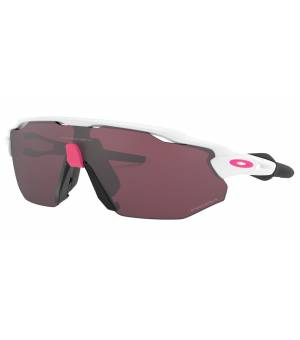 Oakley Radar EV Advancer polished white/prizm road black okuliare