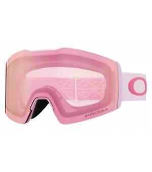 Oakley Fall Line XM Snow Hi Pink lyž. okuliare