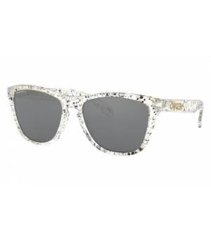 Oakley Frogskins Metallic Splatter slnečné okuliare