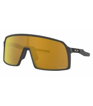 Oakley Sutro matte carbon/prizm 24k okuliare