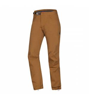 Ocun Eternal M Pants gold brown nohavice