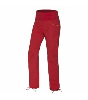 Ocun Noya W Pants red/yellow nohavice