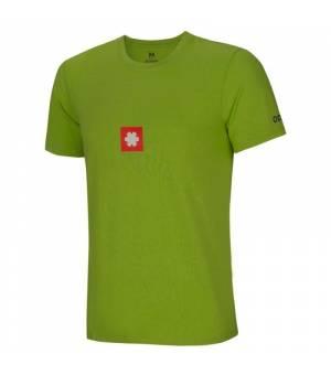 Ocun Logo Tee Men Pond Green tričko