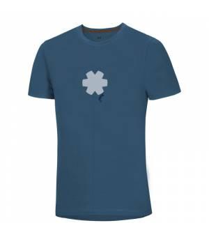 Ocun Classic T Men BClimb Blue tričko