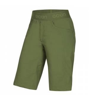 Ocun Mania M Shorts lime kraťasy