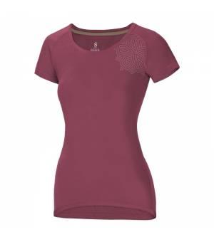 Ocun Raglan W T-Shirt mandala/baroque rose tričko