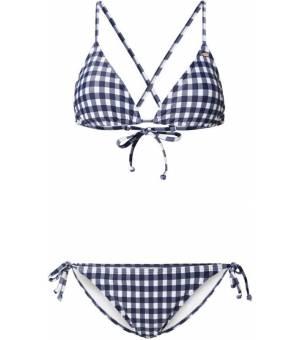 O´neill PW Capri Bondey Bikiny plavky kárované