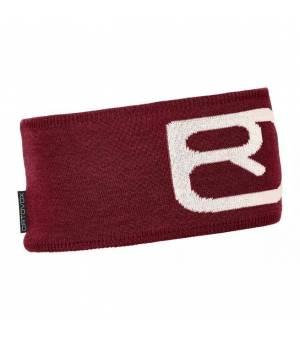 Ortovox Pro Headband dark blood čelenka