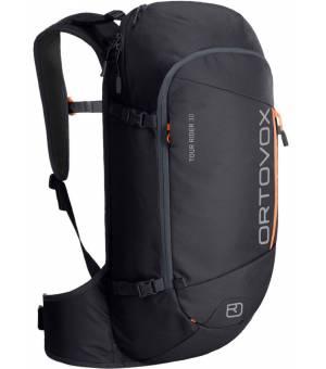 ORTOVOX Tour Rider Batoh 30 L Black Raven Čierny