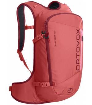 ORTOVOX Cross Rider S Batoh 20 L Blusch Ružový