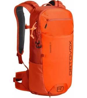 ORTOVOX Traverse Batoh 20 L Desert Orange Oranžový