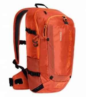 Ortovox Traverse 20 desert orange batoh