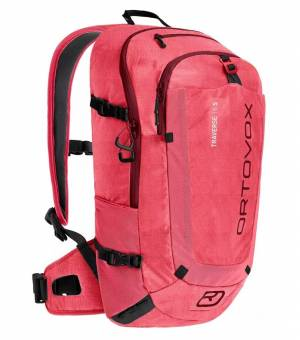Ortovox Traverse 18S hot coral blend batoh