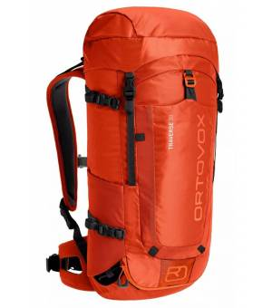 Ortovox Traverse 30 desert orange batoh