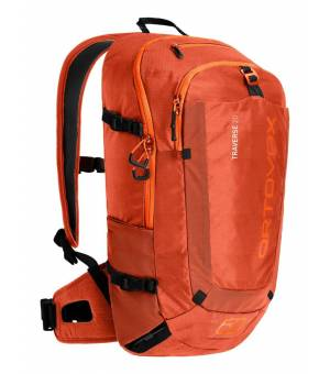 Ortovox Traverse 20 desert orange batoh