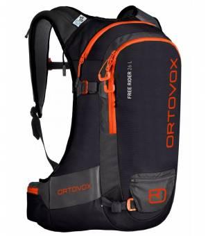 Ortovox Free Rider 26 L black raven batoh