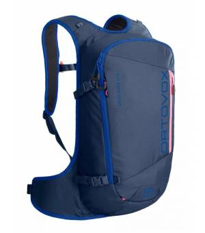Ortovox Cross Rider 20 S blue lake batoh