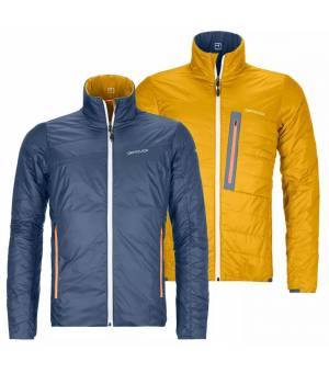 Ortovox Piz Boval M Jacket night blue bunda