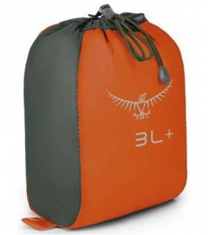 Osprey Obal na Veci Ultralight Stretch Stuff Sack 3L Poppy Orange