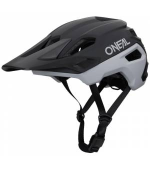 O'neal Trailfinder Se cyklistická prilba čierna/sivá