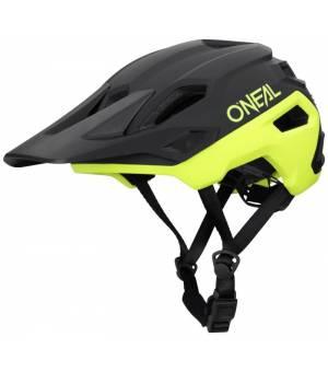 O'neal Trailfinder Se cyklistická prilba čierna/zelená