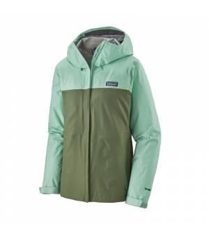 Patagonia Torrentshell 3L W Jacket gypsum green bunda