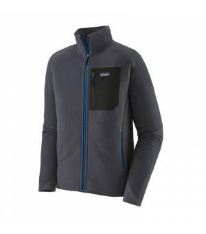 Patagonia R2 TechFace M Jacket smolder blue mikina