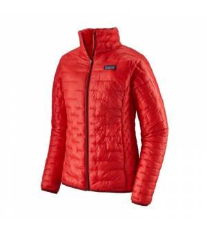 Patagonia Micro Puff W Jacket catalan coral bunda