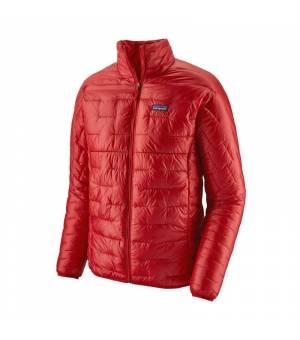 Patagonia Micro Puff M Jacket fire bunda