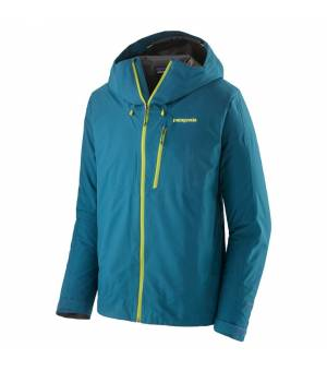 Patagonia Calcite M Jacket crater blue bunda