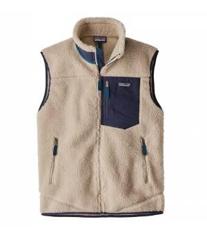 Patagonia Classic Retro-X® Fleece M Vest natural vesta