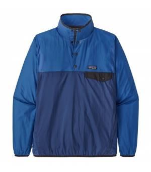 Patagonia Houdini Snap-T® M Pullover superior blue bunda