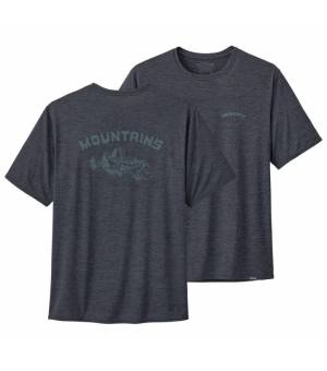 Patagonia Capilene® Cool Daily Graphic M Shirt playland mountains tričko