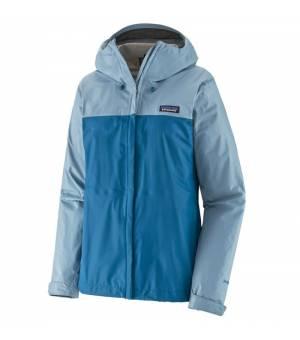 Patagonia Torrentshell 3L W Jacket berlin blue bunda