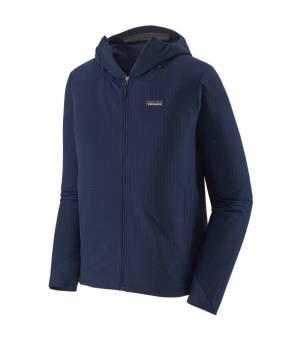 Patagonia R1® TechFace M Hoody classic navy mikina
