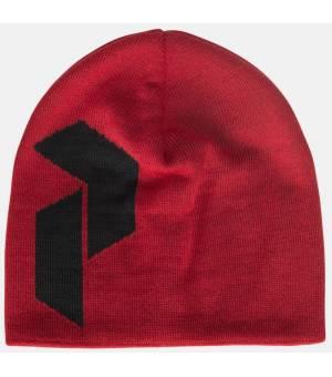 Peak Performance Embo Hat Čiapka Červená