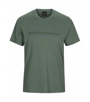 Peak Performance M Track Tee Alpine Tundra tričko