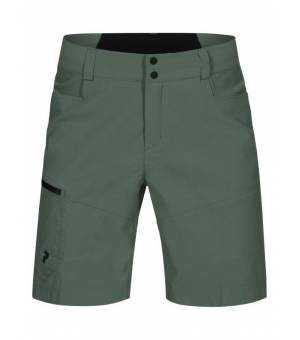 Peak Performance Iconiq W Long Shorts Alpine Tundra kraťasy